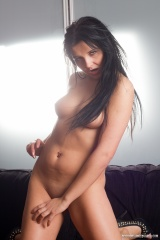 Preview My Boobs Uncensored - Karina Naked On Sofa